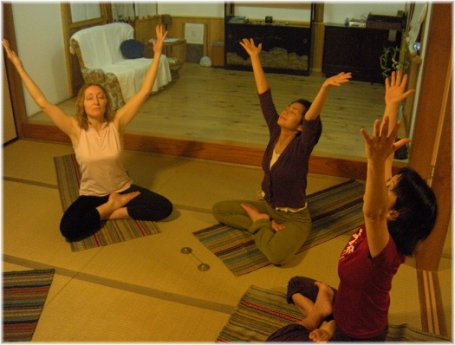 瞑想ヨガ教室 菩提樹の木